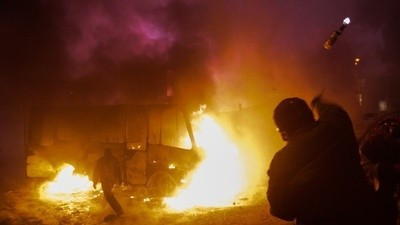 Ukraine's New Anti-Protest Laws Are Sparking Riots