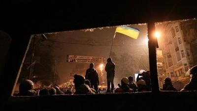 Manifestantes Estão Morrendo nas Ruas de Kiev