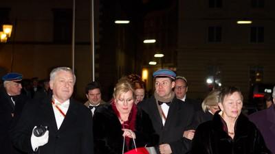 """""""Das war wie die Reichskristallnacht""""—Bilder vom WKR Ball 2012"""