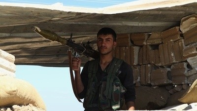 Fotografías de Rojava: La guerra desconocida de Siria