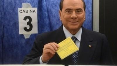 Se hai votato Berlusconi, lascia un commento