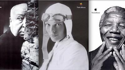 Wat is er in hemelsnaam gebeurd met de reclames van Apple?