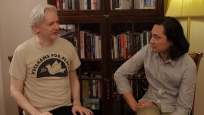 Julian Assange nous parle de la condamnation de Bradley Manning et de son avenir politique