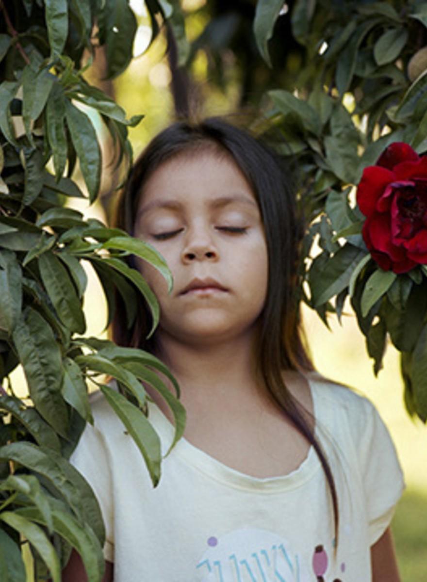 Kathya Landeros maakt hele mooie foto's van het platteland van Californië