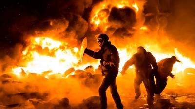 Die Ukraine steht in Flammen–Der Trailer