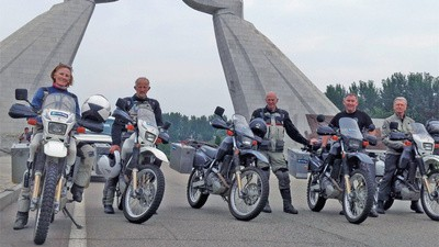 North Korean Motorcycle Diaries - Trailer