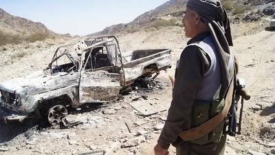 Bedoeïenenstammen in Jemen worden gek van Amerikaanse drones