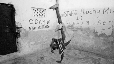 Breakdancing Against Violence in Haiti