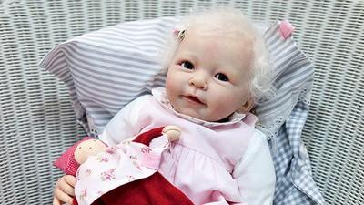 Reborn Babies, păpușile replici după nou-născuți