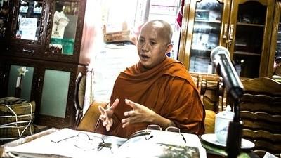 De Bin Laden van Birma zweert dat hij een prima gast is