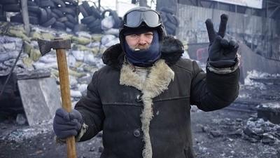 Las protestas y el derramamiento de sangre en Kiev no dan muestras de remitir