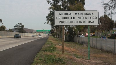 Meter mariguana a México es cosa de fresas