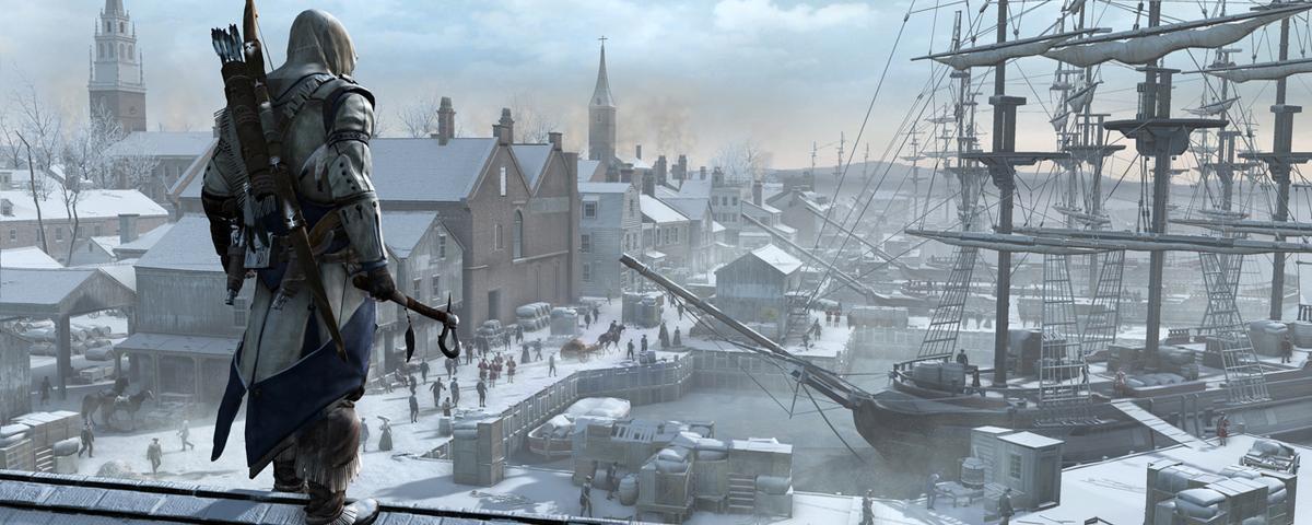 """Warum """"Assassin's Creed III"""" überraschend schlecht ist"""