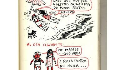 Garabatos de Los Andes / I