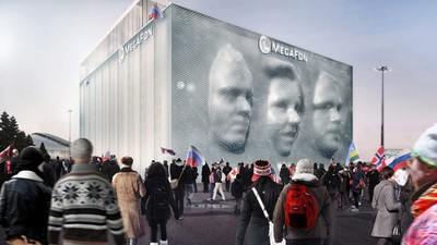 Talking Selfies with the Architect Behind the Sochi Olympics' Digital Mount Rushmore