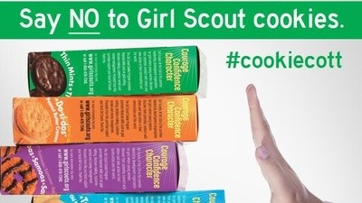 Pro-Life Groups Are Boycotting Girl Scout Cookies Again