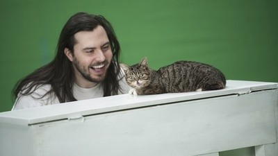 Crushing on Lil Bub, the Internet's Best Cat, with Andrew W.K.