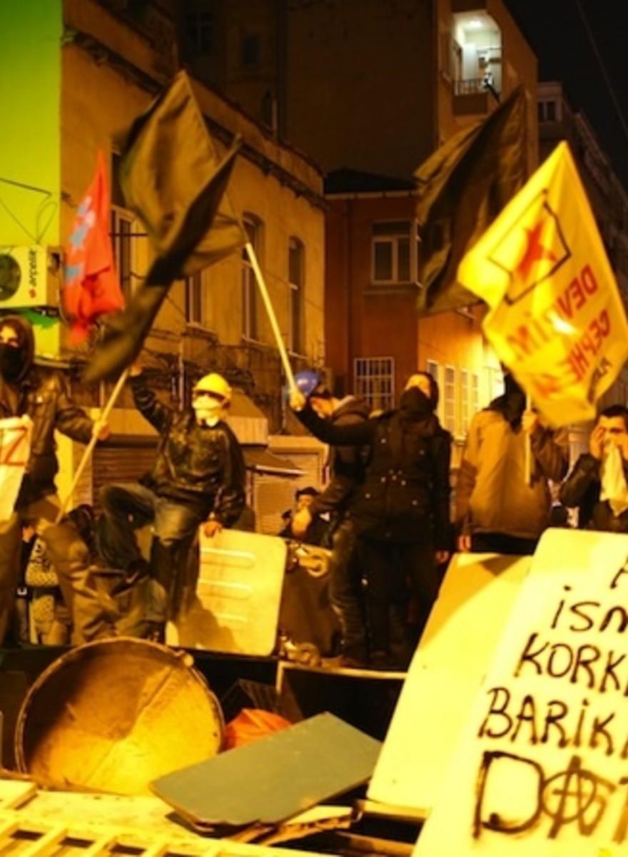 Disturbios en Estambul para salvar internet