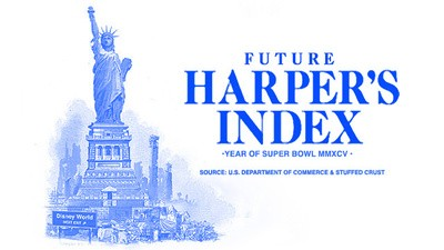 Future Harper's Index of America
