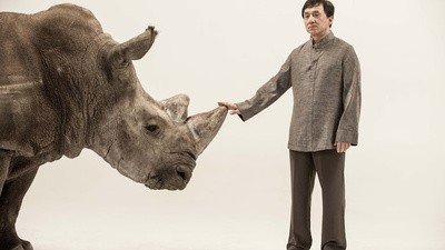 Jackie Chan Wants to Teach You About Animals
