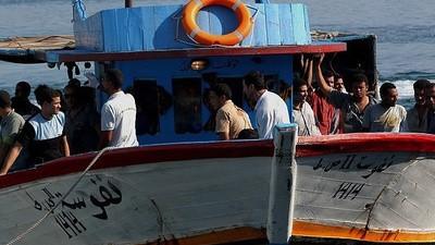 Golpes, tortura y canibalismo: lo que viven los migrantes somalíes para llegar a Italia