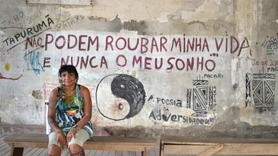En Brasil quieren destruir un museo indígena y convertirlo en estacionamiento para la Copa del Mundo 2014