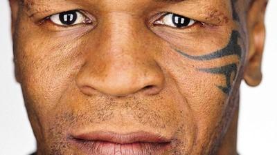 Mike Tyson es una tragedia griega viviente