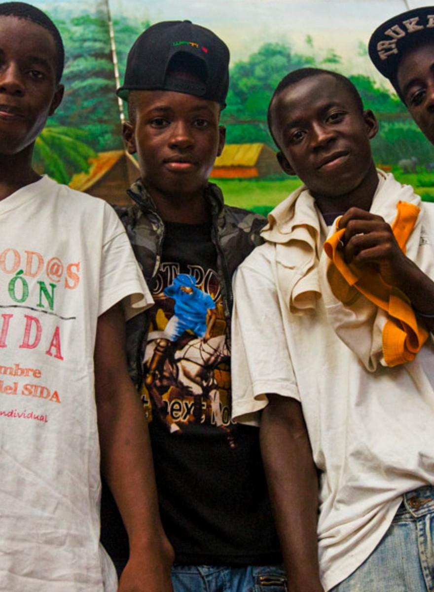 El Chojin es lo más en Guinea Ecuatorial