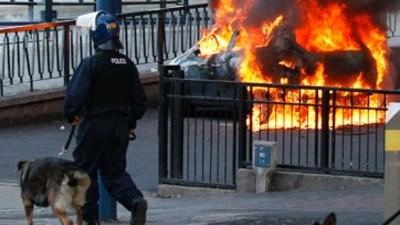 La guía para manifestaciones de policías