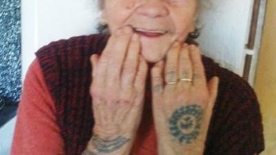 La secta de las mujeres bosnias tatuadas