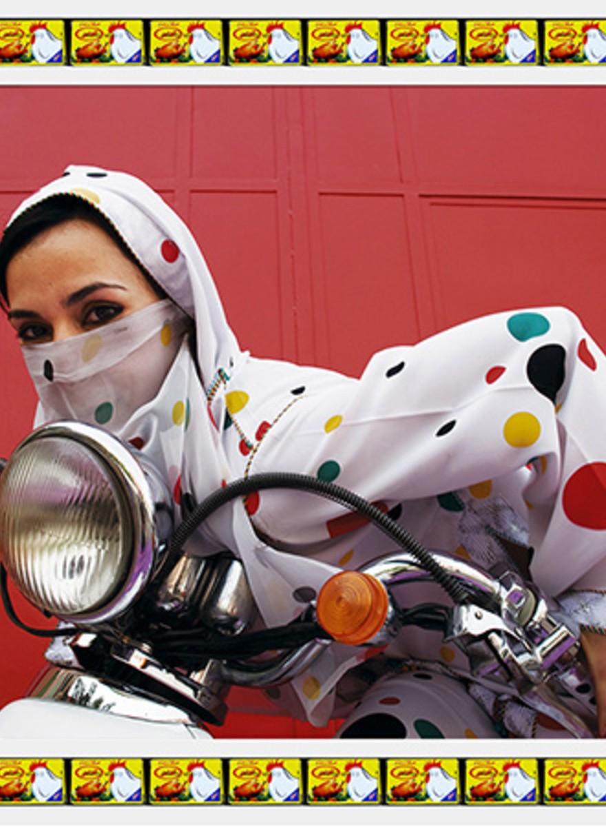 Moteras en Marruecos