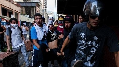 One Dead Man Carries Another: The Death Toll of the Venezuelan Protests