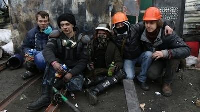 Der fragile Frieden in Kiew