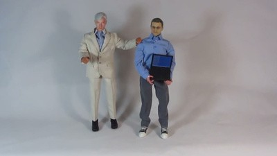 You Can Now Buy an Edward Snowden Action Figure