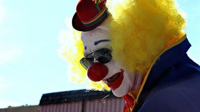 Clowns Are Going Extinct