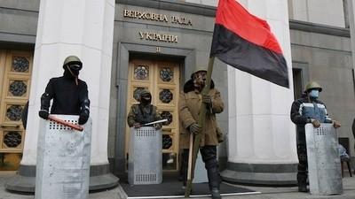 El Presidente de Ucrania ha sido expulsado del poder