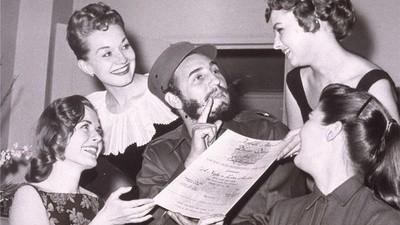 Fidel Castro, el gran amante