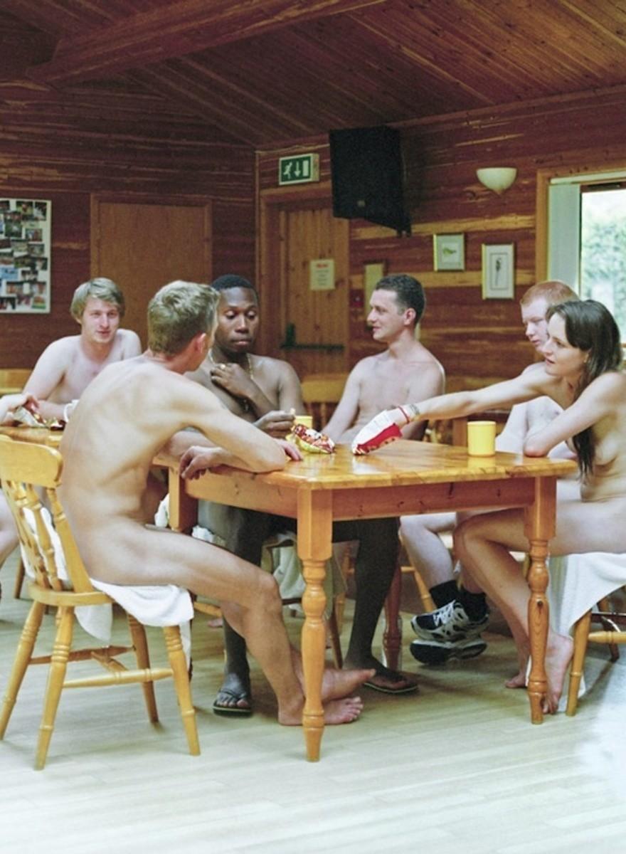 Il circolo dei giovani naturisti inglesi