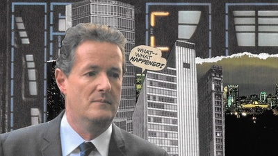 Piers Morgan Is a Victim of Arrogance and His Accent