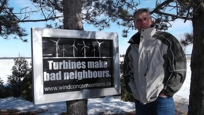 Sarnia Residents Are Battling Suncor Over Wind Turbine Regulations