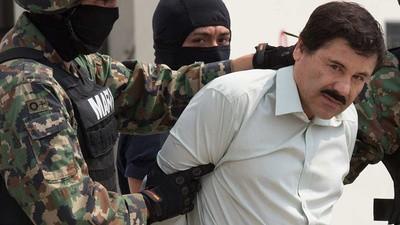 """Joaquín """"El Chapo"""" Guzmán, todo lo que necesitas saber"""