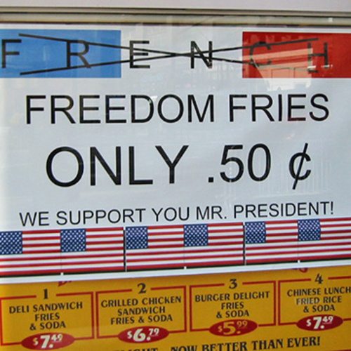 Nobody Knows Why We Still Call Them Freedom Fries | VICE ...