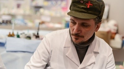 The Amateur Medics of the Kiev Uprising