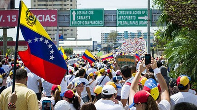 Venezuelan Protests Have Escalated to a Massive Political Crisis