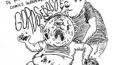 Luiz Berger, dibuja con la manita sudada desde São Paulo