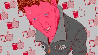 Mark Zuckerberg's Information Monopoly