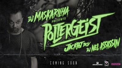 VÍDEO EXCLUSIVO VICE: O DJ Maskarilha anda a falar com fantasmas