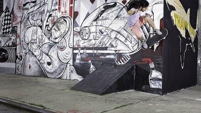 Eby Ghafarian Wants to Create a New York–Based Skateboard Magazine