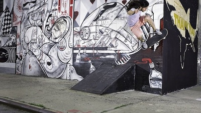 Eby Ghafarian Wants to Create a New York–Based Skateboard Magazine