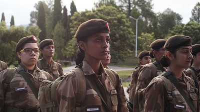 Lady Cadets of Pakistan